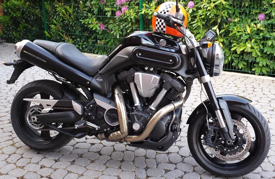 Yamaha MT 01 – Kodo!