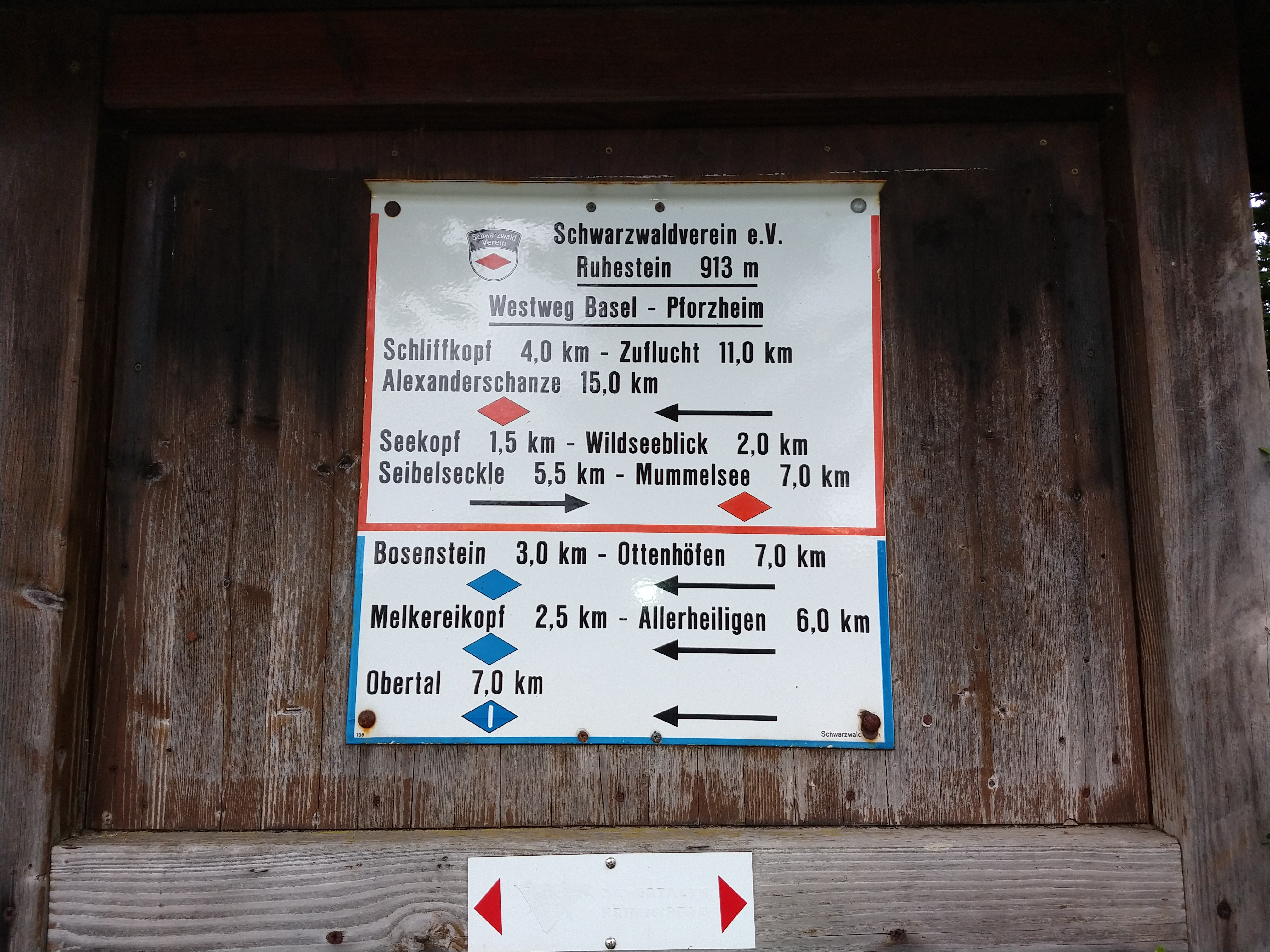Schwarzwald 2018