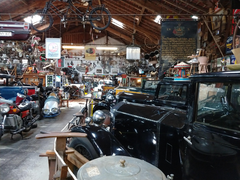 Fahrzeugmuseum Marxzell
