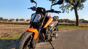 KTM Duke 790 – Testfahrt