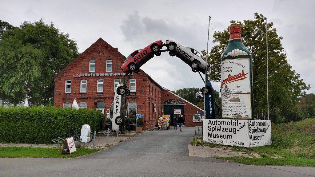 Automobil und Spielzeugmuseum in Norden Ostfriesland