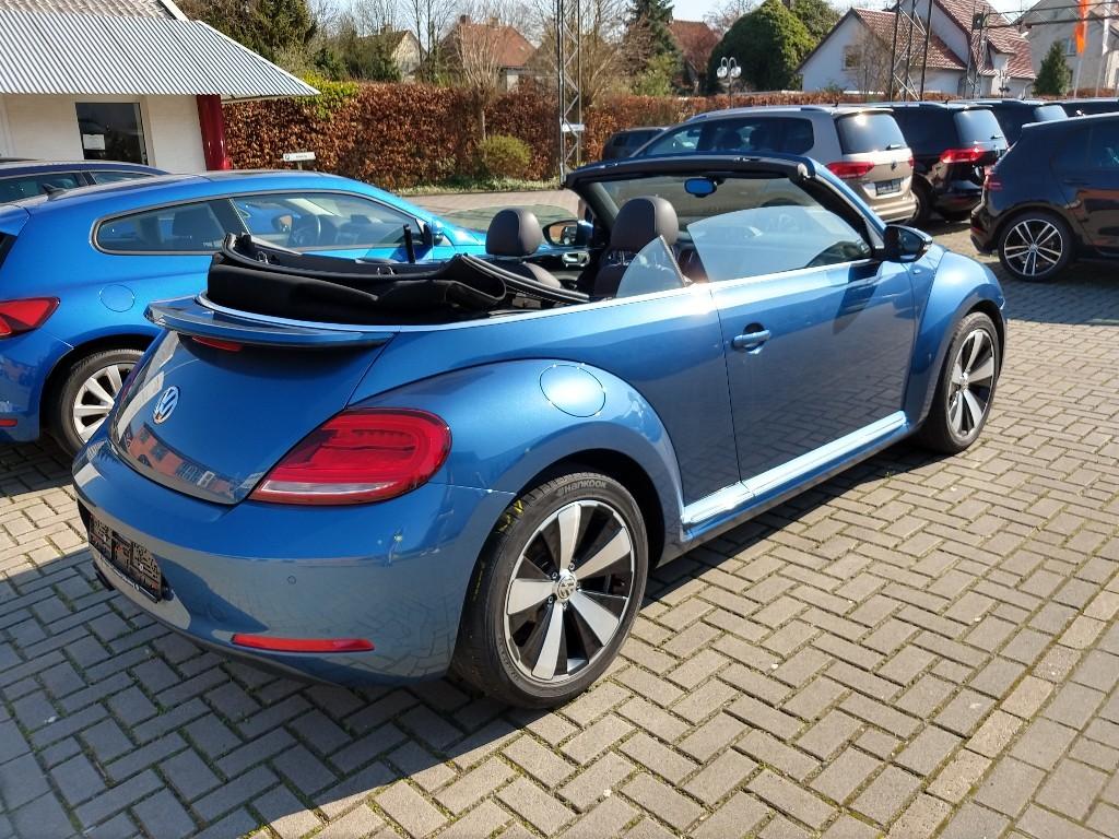 VW Beetle Cabrio 2.0 TDI Allstar – Kauf
