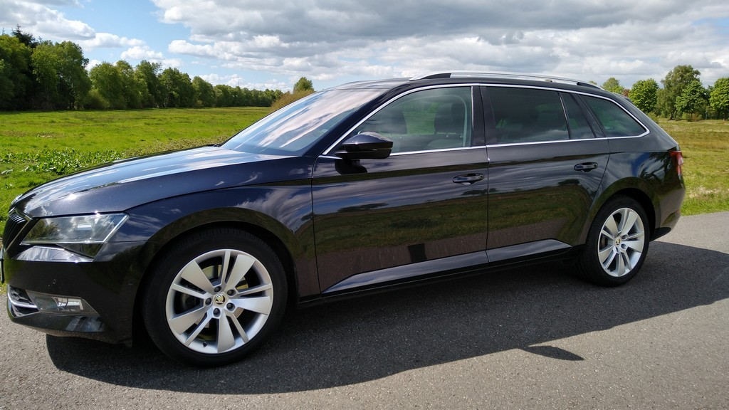 Skoda Superb Combi 2.0 TDI 4×4