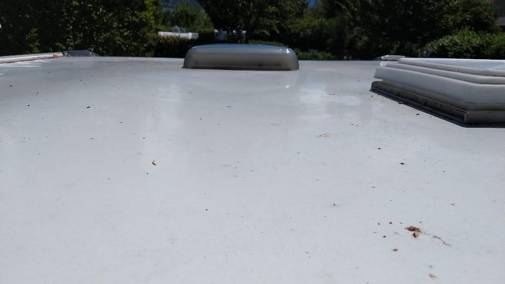 Dach des Tabbert Puccini