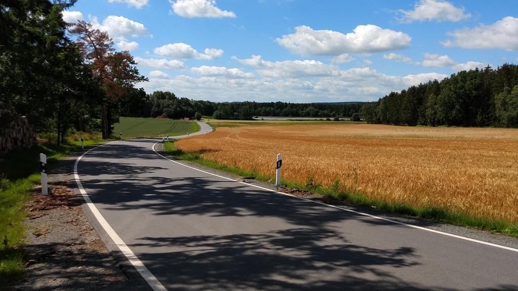 schöne Routen im Thüringer Wald