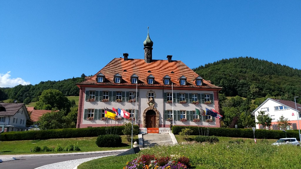 Rathaus Münstertal