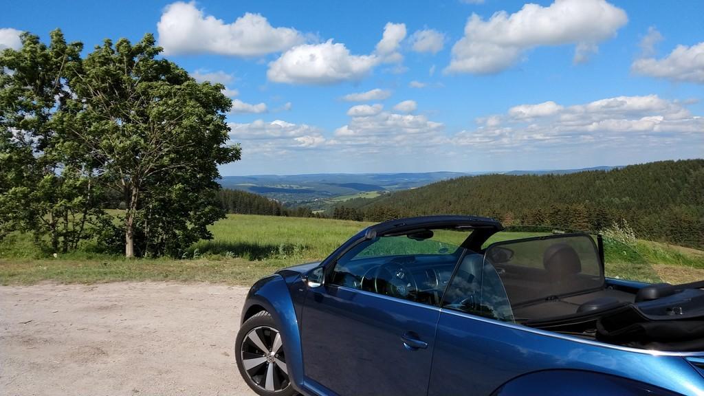 Thüringer Wald – Naturparkroute