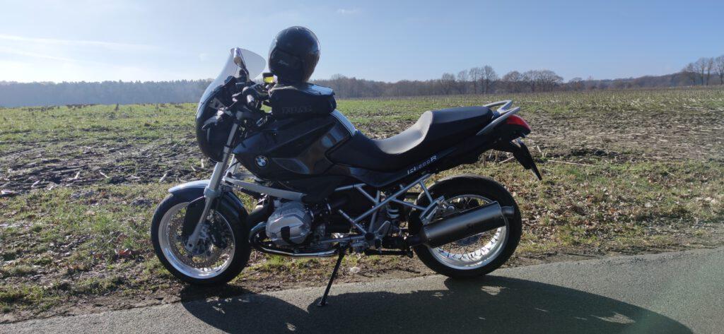 Saisonstart Motorrad
