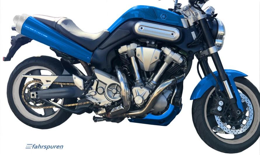 Update – Yamaha MT 01 – Fahrspuren Edition