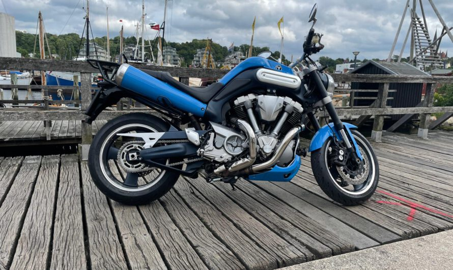 Yamaha MT 01 – Fahrspuren Edition